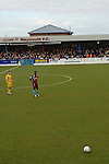Weymouth 3 St Albans 2, 17/04/2006. Wessex Stadium, Conference South. Photo by Simon Gill.