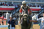 May 15, 2015: Irish Jasper, Kendrick Carmouche up, wins the 30th running of the Grade III Adena Springs Miss Preakness Stakes at Pimlico Race Course in Baltimore, PA. Owner/trainer is Derek Ryan. Joan Fairman Kanes/ESW/CSM