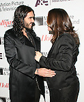 """Jennifer Garner Affleck and Russell Brand at """"Reel Stories, Real Lives"""" Celebration of the Motion Picture & Television Fund's 90 Years of Service to the Community and Recognizes The Hollywood Reporter's Next Generation Class of 2011 held at Milk Studios in Los Angeles, California on November 05,2011                                                                               © 2011 Hollywood Press Agency"""