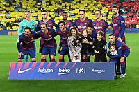 Barcellona Line Up Formazione <br /> 18/12/2019 <br /> Barcelona - Real Madrid<br /> Calcio La Liga 2019/2020 <br /> Photo Paco Largo Panoramic/insidefoto <br /> ITALY ONLY