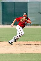 Matt Davidson - Arizona Diamondbacks 2009 Instructional League .Photo by:  Bill Mitchell/Four Seam Images..