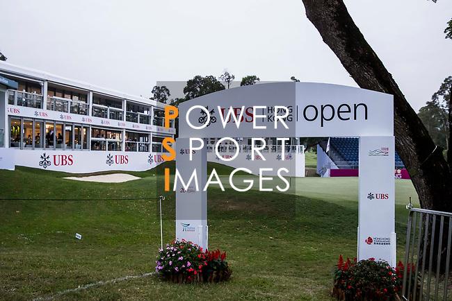 during the day three of UBS Hong Kong Open 2017 at the Hong Kong Golf Club on 25 November 2017, in Hong Kong, Hong Kong. Photo by Yu Chun Christopher Wong / Power Sport Images