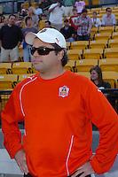 The Boston Breakers defeated the Atlanta Beat, 4-1, in Atlanta's home opener, Saturday, April 9, 2011.
