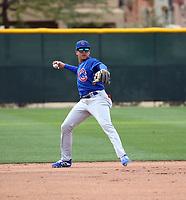 Aramis Ademan - Chicago Cubs 2020 spring training (Bill Mitchell)
