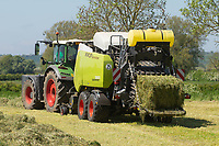 30-5-2021 Contractors baling haylage in Rutland <br /> ©Tim Scrivener Photographer 07850 303986<br />      ....Covering Agriculture In The UK....