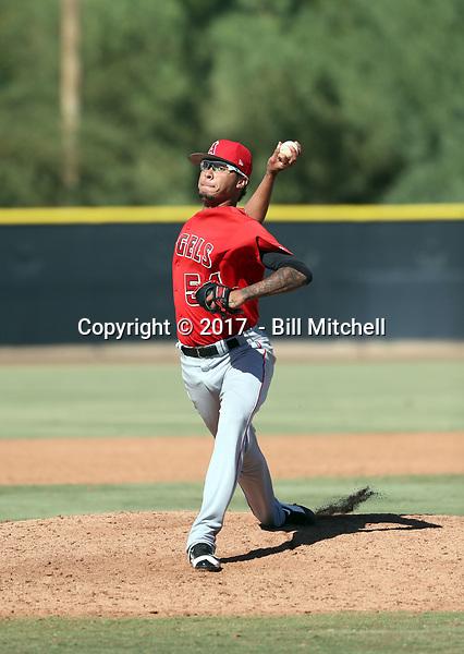 Luis Madero - 2017 AIL Angels (Bill Mitchell)
