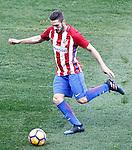 Atletico de Madrid's Koke Resurrecccion during La Liga match. February 26,2017. (ALTERPHOTOS/Acero)