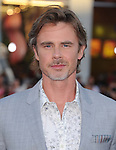 Sam Trammell attends The Los Angeles Premiere for the seventh and final season of HBO's series TRUE BLOOD held at The TCL Chinese Theater in Hollywood, California on June 17,2014                                                                               © 2014 Hollywood Press Agency