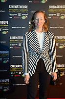 ISILD LE BESCO - Vernissage de l' exposition Goscinny - La Cinematheque francaise 02 octobre 2017 - Paris - France