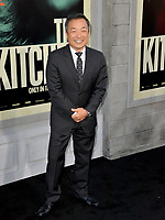 "LOS ANGELES, USA. August 06, 2019: Jim Lee at the premiere of ""The Kitchen"" at the TCL Chinese Theatre.<br /> Picture: Paul Smith/Featureflash"