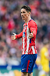 Fernando Torres of Atletico de Madrid reacts during the La Liga 2017-18 match between Atletico de Madrid and UD Las Palmas at Wanda Metropolitano on January 28 2018 in Madrid, Spain. Photo by Diego Souto / Power Sport Images