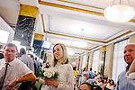 Albert and Nicole Wedding Ceremony City Hall - July 2, 2015