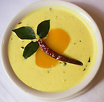 Appetizer, Rasa Samudra Restaurant, London, city, England, UK, United Kingdom, Great Britain, Europe, European