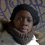 Portrait of Kameka at Kensington Market, Toronto