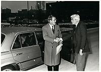 Brian Mulroney, 12 Mars 1983<br /> <br /> <br /> PHOTO :  Agence Quebec Presse