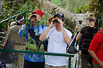 Chück & Jared On Canopy Tower, Tiputini