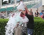 September 06, 2014:  #1 Lines of Narza (KY) with jockey Abdiel Jaen on board wins Race 3- PJ Campo's ALS Ice Bucket Challenge  at Gulfstream Park in Hallandale Beach FL. Liz Lamont/ESW/CSM