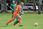 NELSON, NEW ZEALAND - AUGUST 29: Div 4 Football Mapua v  Wakefield FC @ Mapua Domain, 29th August, New Zealand. (Photos by Barry Whitnall/Shuttersport Limited)