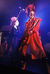 Sigue Sigue Sputnik 1980s New Wave band. Tony James, Newcastle upon Tyne. UK