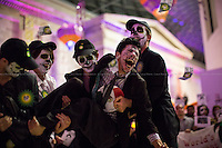 """30.10.2015 - British Museum: """"Days of the Dead"""" - Show & Protest"""