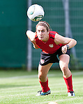 15.06.2011, Steinbergstadion, Leogang, AUT, FIFA WOMENS WORLDCUP 2011, PREPERATION, USA, im Bild Heather O'Reilly, (USA, #9) während eines Trainings zur Vorbereitung auf die FIFA Damen Fussball Weltmeisterschaft 2011 in Deutschland // during a Trainingssession for the FIFA Women´s Worldcup 2011 in Germany, on 2011/06/15, Steinberg Stadium, Leogang, Austria, EXPA Pictures © 2011, PhotoCredit: EXPA/ J. Feichter