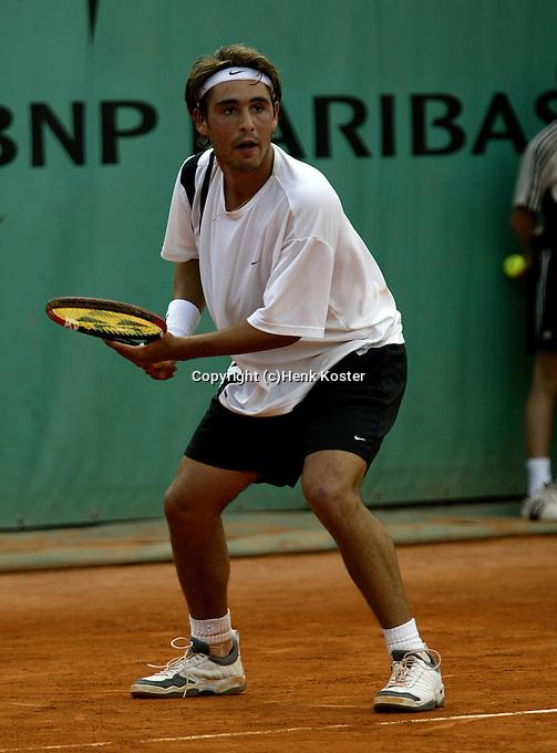 20030604, Paris, Tennis, Roland Garros, Baghdatis