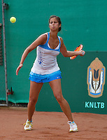 12-08-13, Netherlands, Raalte,  TV Ramele, Tennis, NRTK 2013, National RankingTennis Championships 2013, Joany Pontjoddikromo<br /> <br /> Photo: Henk Koster