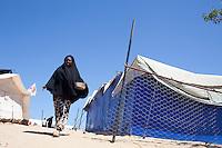 LIBYA BORDER : REFUGEE CAMPS & HOSPITALS