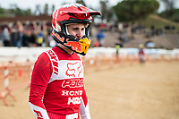 27th December 2020; Barcelona, Spain;  Pol Espargaró of Spain during the TT Christmas Race in Rocco's Ranch. He will ride for HRC Honda in the 2021 Moto GP World Championship after 4 years in KTM.