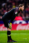 Goalkeeper Jan Oblak of Atletico de Madrid during the La Liga 2018-19 match between Atletico Madrid and FC Barcelona at Wanda Metropolitano on November 24 2018 in Madrid, Spain. Photo by Diego Souto / Power Sport Images