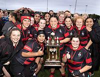 210619 Canterbury Women's Rugby Final - Christchurch v Lincoln University