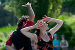 Dance Days Festival in Swansea on 13th and 14th July 2013.