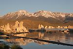 Mono Lake Tufa State Reserve at sunrise Mono Lake State Reserve