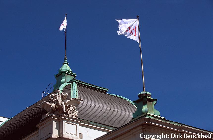 Deutschland, Hamburg, Deutsches Schauspielhaus in St. Georg