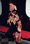 FRANCESCA THYSSEN-BORNEMISZA<br /> DICIOTTESIMO COMPLEANNO DI ELISABETTA DE BALKANY<br /> PALAZZO VOLPI     VENEZIA     AGOSTO  1990