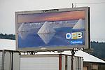 Oregon Public Broadcasting billboard in Portland
