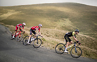 Jack Bauer (NZL/Mitchelton-Scott) coming down the Port de Balès (HC climb)<br /> <br /> Stage 8 from Cazères to Loudenvielle (141km)<br /> <br /> 107th Tour de France 2020 (2.UWT)<br /> (the 'postponed edition' held in september)<br /> <br /> ©kramon