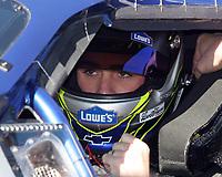 DAYTONA BEACH, FLORIDA - FEBRUARY 12: Jimmy Johnson at Daytona International Speedway in Daytona Beach, Florida.<br /> <br /> <br /> People:  Jimmy Johnson