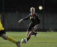 Belgium Dames U19 - selectie brabant jongens U15 :  Pauline Windels.foto DAVID CATRY / Vrouwenteam.be