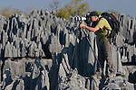Photographer Art Wolfe on location in Madagascar