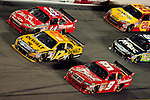 Feb 07, 2009; 8:44:12 PM;  Daytona Beach, FL. USA; NASCAR Sprint Cup Series race at the Daytona International Speedway for the  Budweiser Shootout.  Mandatory Credit: (thesportswire.net)