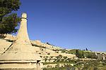 Jerusalem-Kidron valley