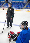 Mike Mondin, Sochi 2014 - Para Ice Hockey // Para-hockey sur glace.<br />