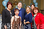 Nano Nagle Social: Attending the annual Nano Nagle School's social at the Listowel Arms Hotel on Friday night last were Trish O'Connor,  Breda O'Sullivan,  David Malone, Carol Rohe & Aileen Ward all from Tralee & Sinead Joy, Mountcoal, Listowel.
