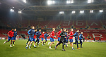 07.11.18 Rangers training at the Spartak Stadium, Moscow: