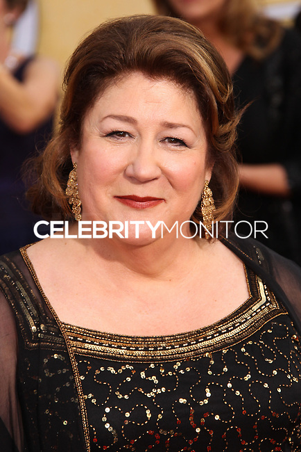 LOS ANGELES, CA - JANUARY 18: Margo Martindale at the 20th Annual Screen Actors Guild Awards held at The Shrine Auditorium on January 18, 2014 in Los Angeles, California. (Photo by Xavier Collin/Celebrity Monitor)