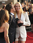Robert Downey Jr. & Gwyneth Paltrow at the Marvel World Premiere of Iron Man 2 held at The El Capitan Theatre in Hollywood, California on April 26,2010                                                                   Copyright 2010  DVS / RockinExposures