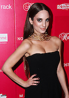 NEW YORK, NY - SEPTEMBER 10: Alexa Ray Joel arrives at the Us Weekly's Most Stylish New Yorkers Party held at Harlow on September 10, 2013 in New York City. (Photo by Jeffery Duran/Celebrity Monitor)