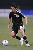 DC United midfielder Marcelo Gallardo (10). DC United defeated Real Salt Lake 4-1, at RFK Stadium in Washington DC, Saturday April 26, 2008.