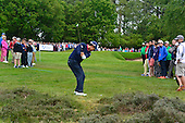 Byeong HUN-AN (KOR) during round 3 of the 2015 BMW PGA Championship over the West Course at Wentworth, Virgina Water, London. 23/05/2015<br /> Picture Fran Caffrey, www.golffile.ie: